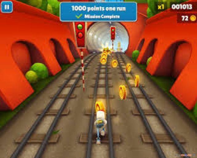 Subway Surfers Windows 10 Game