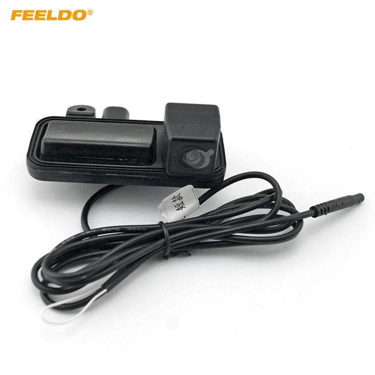 Car Rearview Camera Trunk Handle Camera for Mercedes-Benz B180/B200 2013/14 Parking Camera #2027