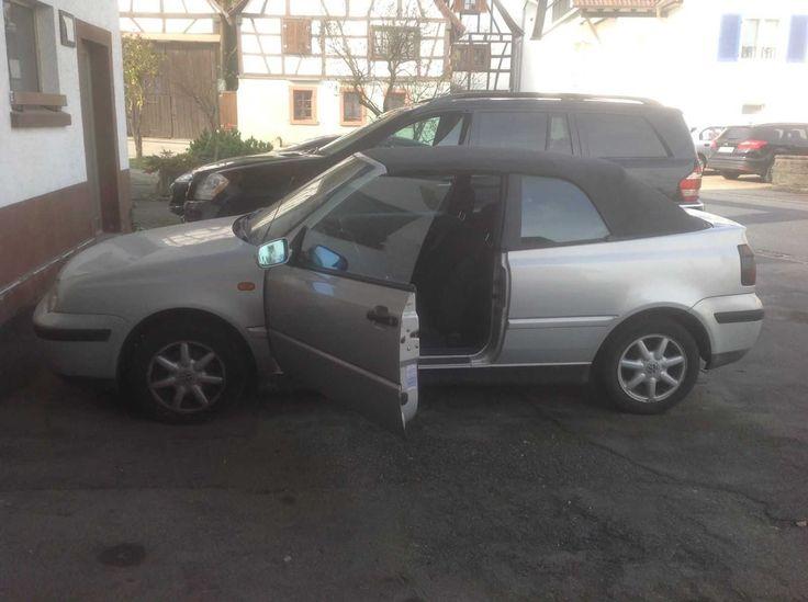 Vw Golf 4 Cabrio