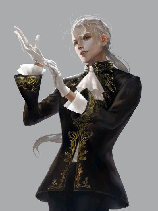 Corwell, vampiro terrateniente de Wylvania
