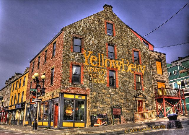 Yellowbelly Corner St. John's, Newfoundland