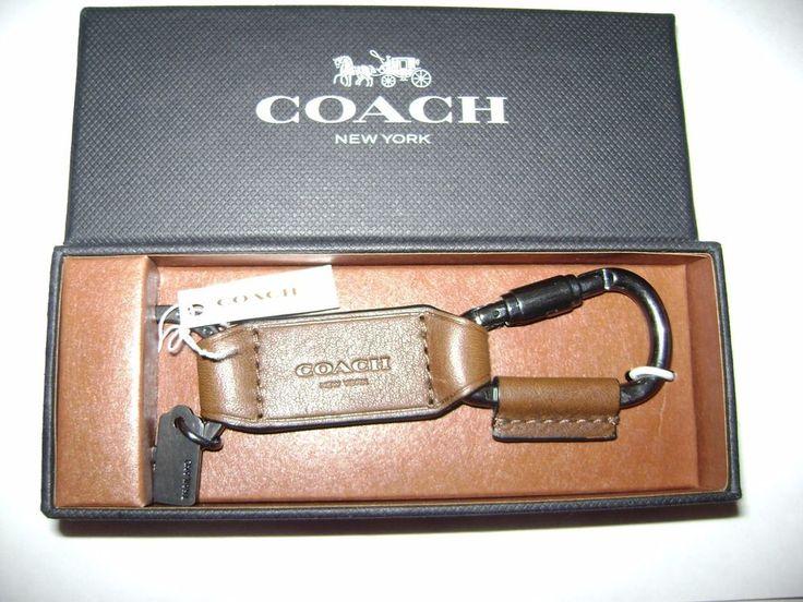 Тренер мужской седло коричневой кожи карабин брелок зажим новый в коробке новый с ценниками $65 | Одежда, обувь и аксессуары, Аксессуары для мужчин, Кольца для ключей и футляры | eBay!
