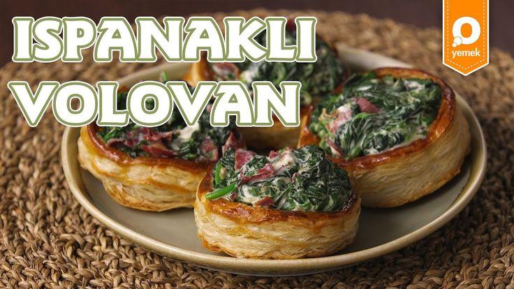 Fransızların En Çıtır Böreği Ispanaklı Volovan Nasıl Yapılır? - onedio.com