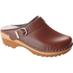 Clogs!  Used to wear mine to gradeschool and trade with my g-friends for the day...we loved them!