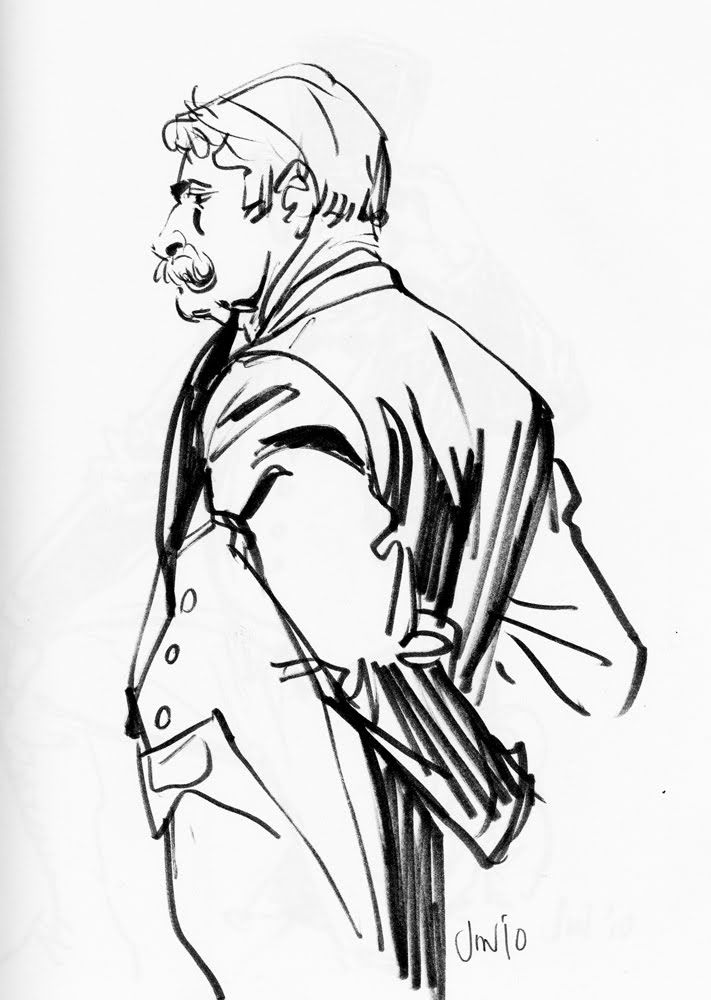 Cosmo Animato: from Life Drawing Class-2