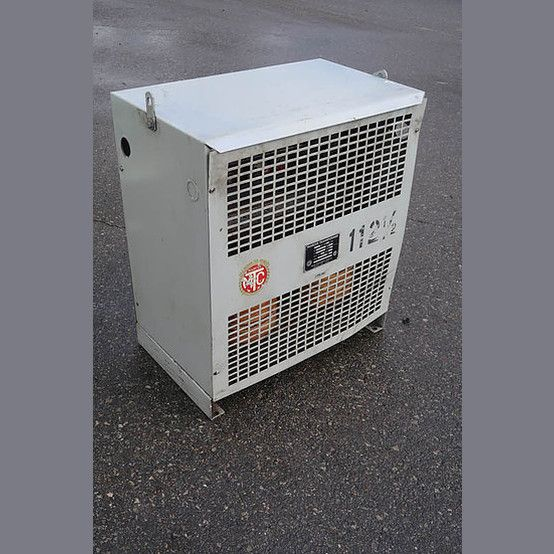 112.5 kVA. Phase: 3. Volts:  Primary: 480 V. Secondary:  240 V.   Condition: Used. Type: Auto.  View more 112.5 kVA Transformers