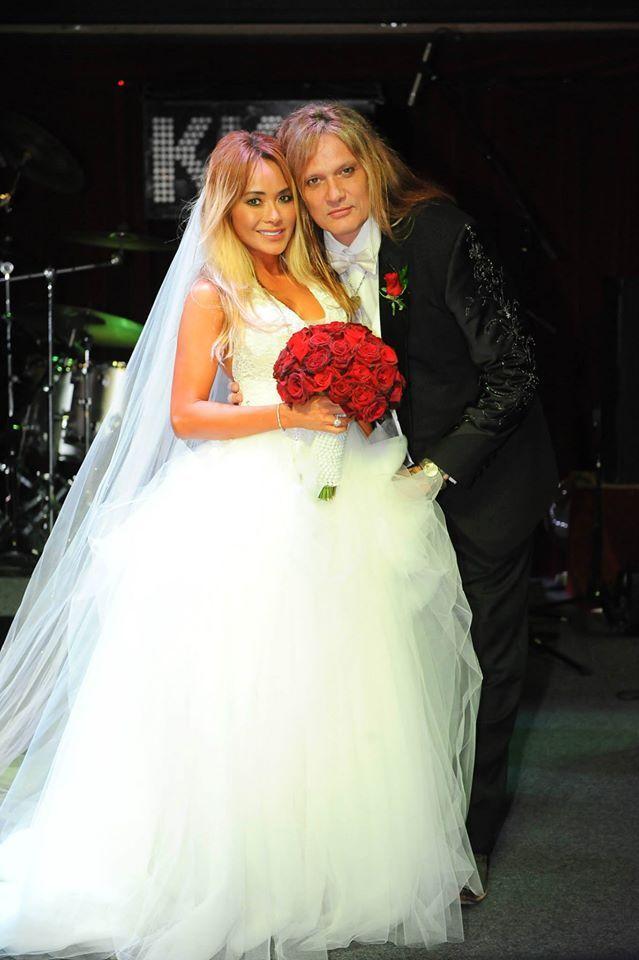 Sebastian Bach & Suzanne Le: August 22, 2015 | WEDDINGS ...