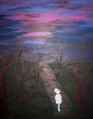 ArtConsulting - Eva Dostálková - Samota