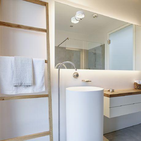 31 best Badezimmer-Träume images on Pinterest Room, Bathroom - luxus badezimmer wei mit sauna