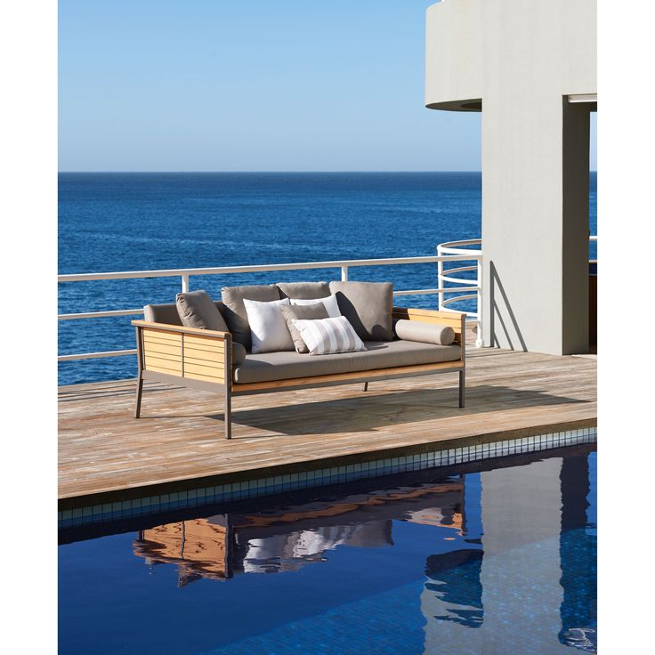 Capri Outdoor Day Bed Exclusive To Domayne Australia