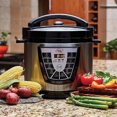 Tristar Power Cooker Plus - 8 qt