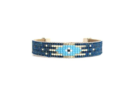 Kralen armband boze oog armband boze oog door distinguishedjewelry