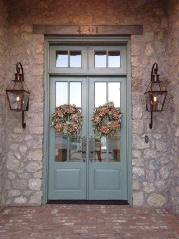 Best 25+ Front door lighting ideas on Pinterest