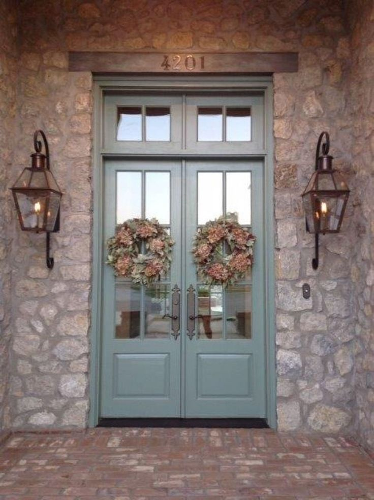 Bevolo lighting french quarter with rodin bracket order for French doors front of house