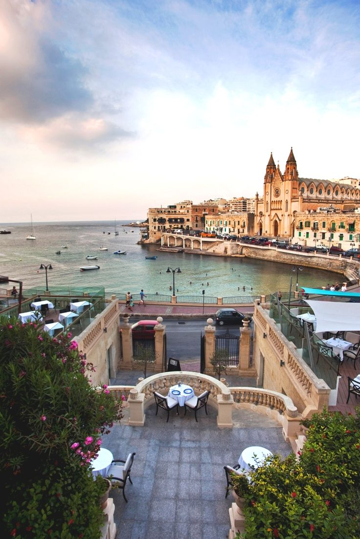 Balluta Bay View weddings in Malta by The Bridal Consultant