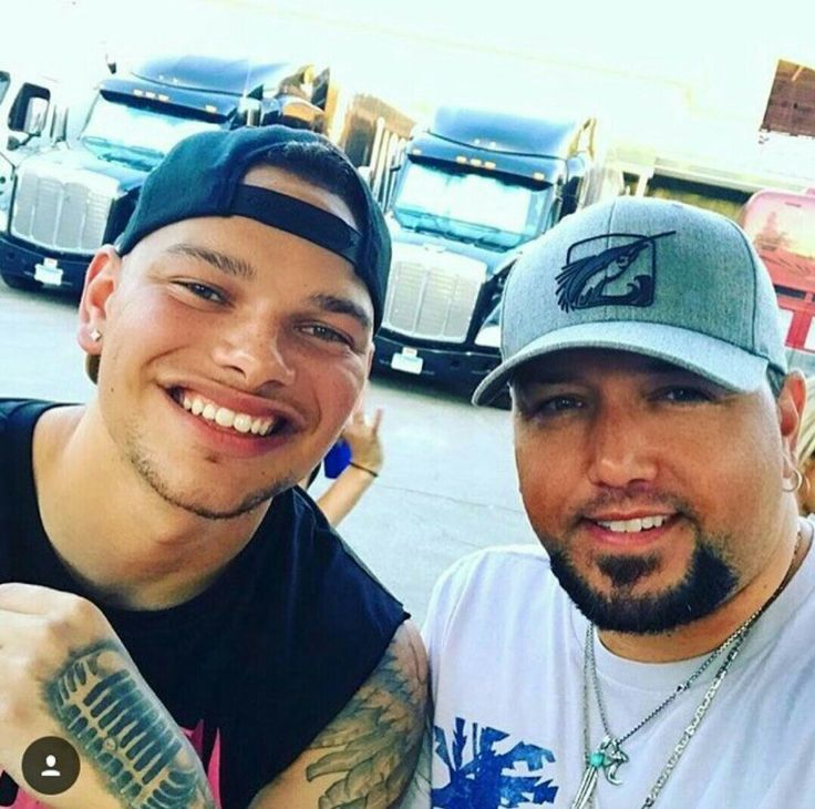 "Kane Brown Instagram Post 7-16-17 ""Really cool guy with a magical cowboy hat.""  Love ya brother- with Jason Aldean"