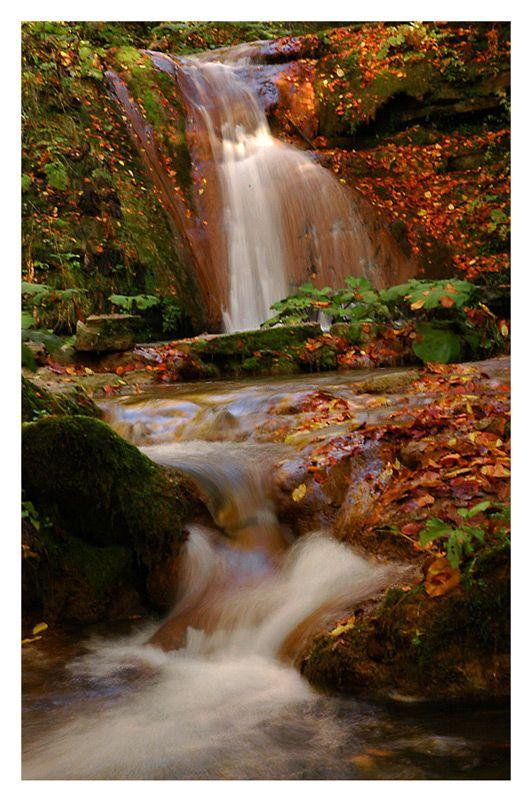 Tatılca waterfalls Sinop -Turkey