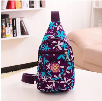 2014 hot sell Ripstop nylon sling bags for women fashion girls sling bags fresh style women sling bags free shipping $20.00