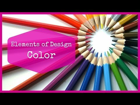 Elements of Design - Color - YouTube