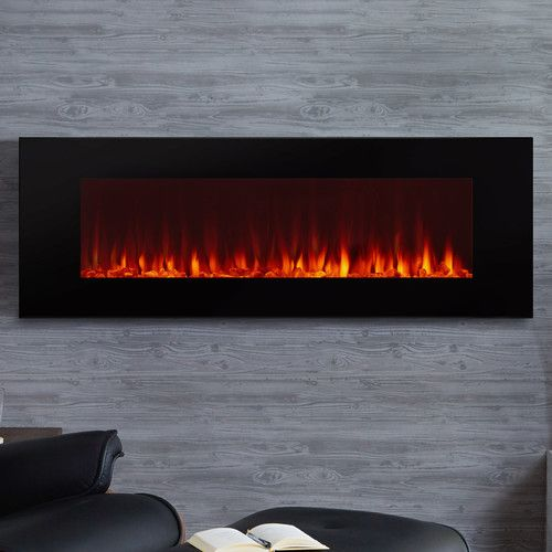 Best 25 Wall Mount Electric Fireplace Ideas On Pinterest Wall Mounted Fireplace Fireplace Tv