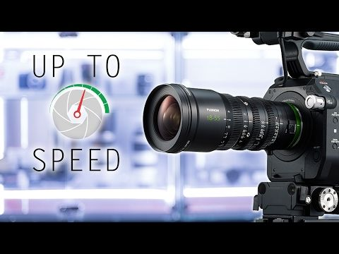 New Fujinon zooms for Sony E mount - Up to Speed - YouTube