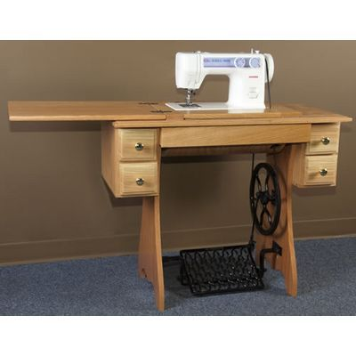 39 best Sewing Machine Cabinets images on Pinterest | Sewing ...