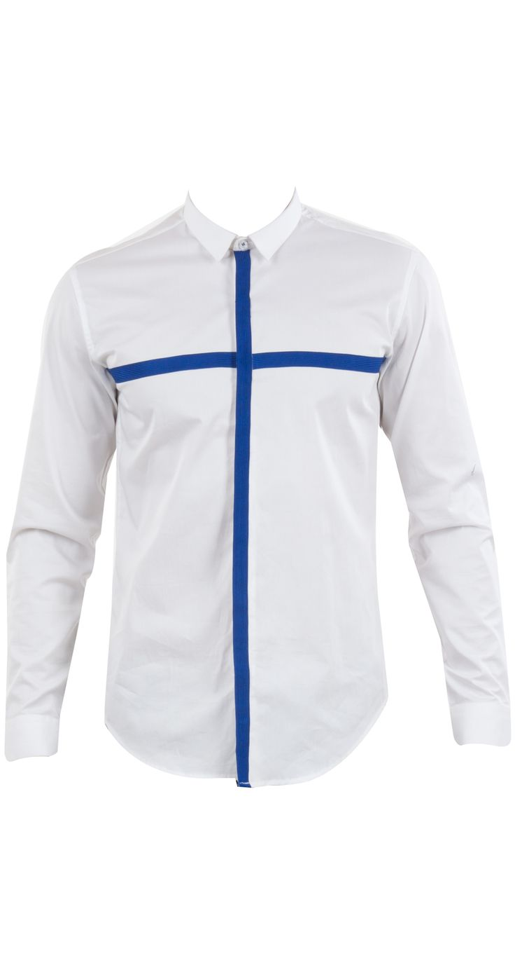 Shirt kolar design