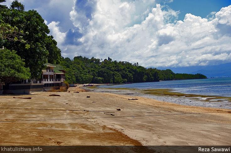 Pantai Bunaken, Manado, Sulawesi, Indonesia
