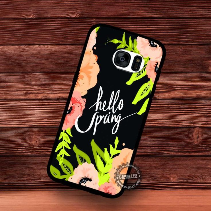 Spring Wallpaper Floral - Samsung Galaxy S7 S6 S5 Note 7 Cases & Covers #quote #spring #flower #phonecase #phonecover #samsungcase #samsunggalaxycase #SamsungNoteCase #SamsungEdgeCase #SamsungS4RegularCase #SamsungS5Case #SamsungS6Case #SamsungS6EdgeCase #SamsungS6EdgePlusCase #SamsungS7Case #SamsungS7EdgeCase