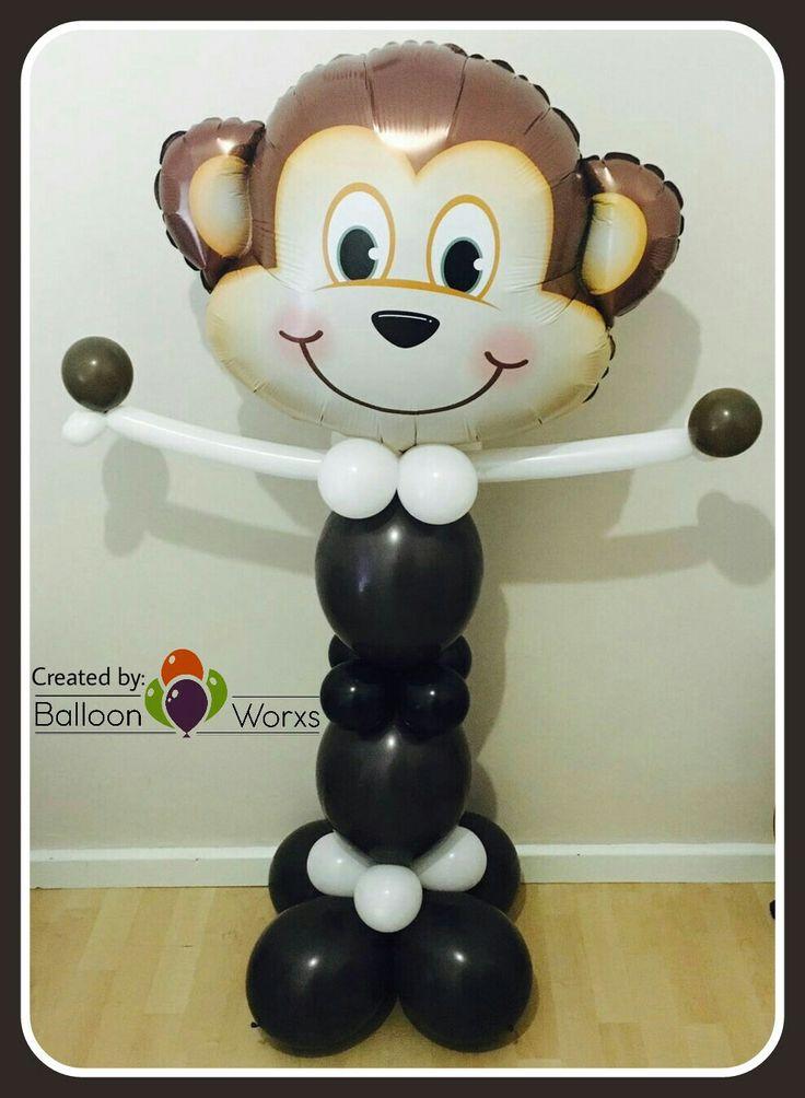Monkey Pillar