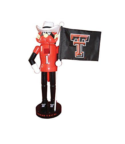 Texas Tech Red Raiders Nutcracker