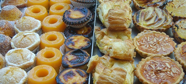 Pastry by Porto Convention and Visitors Bureau, via Flickr, Portugal