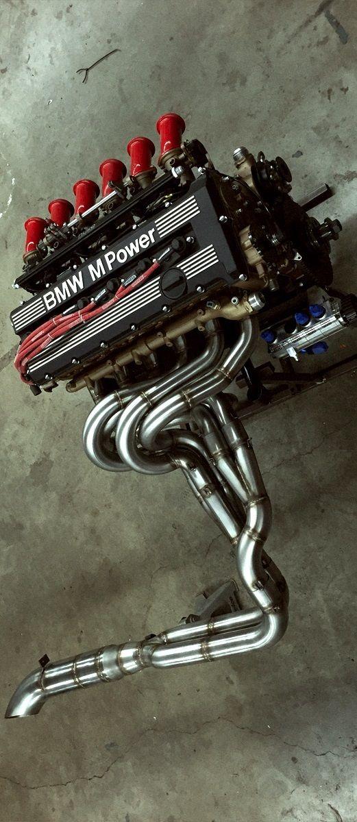 Engine —- BMW ——– M Power