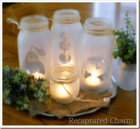 Outstanding+Craft+Projects+Using+Glass+Jars