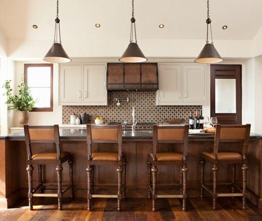 Kitchen Inspiration White Cabinets: Transitional Island Style White Kitchen, Cabinets, Pepe
