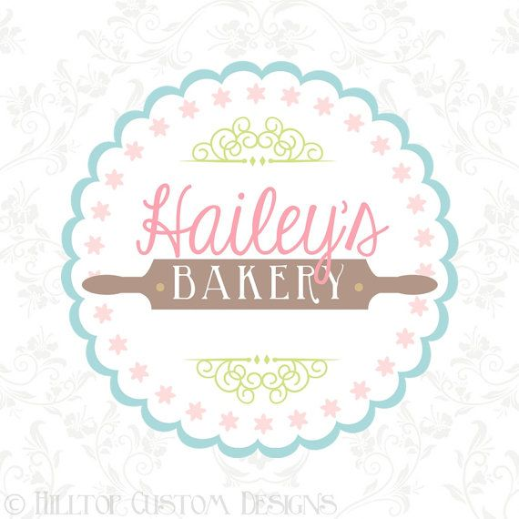Premium Business Logo Design For Bakery By HilltopCustomDesigns 1599