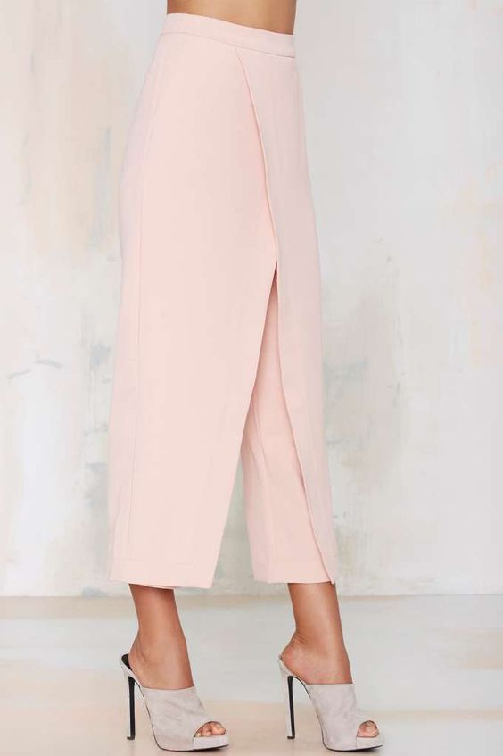 Double Up Layered Trousers: