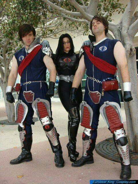 Firefly Gi Joe Cosplay