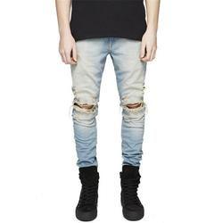 DUNE Men's Ripped Jeans