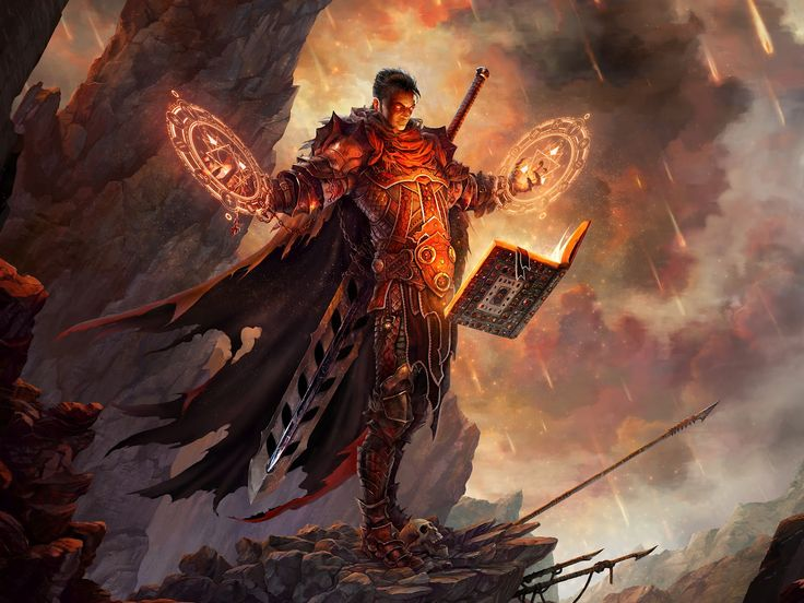 Fantasy - Sorcerer Wallpaper by ?