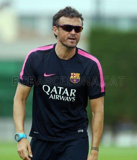 Entrenamiento (14/09/2014) | FC Barcelona