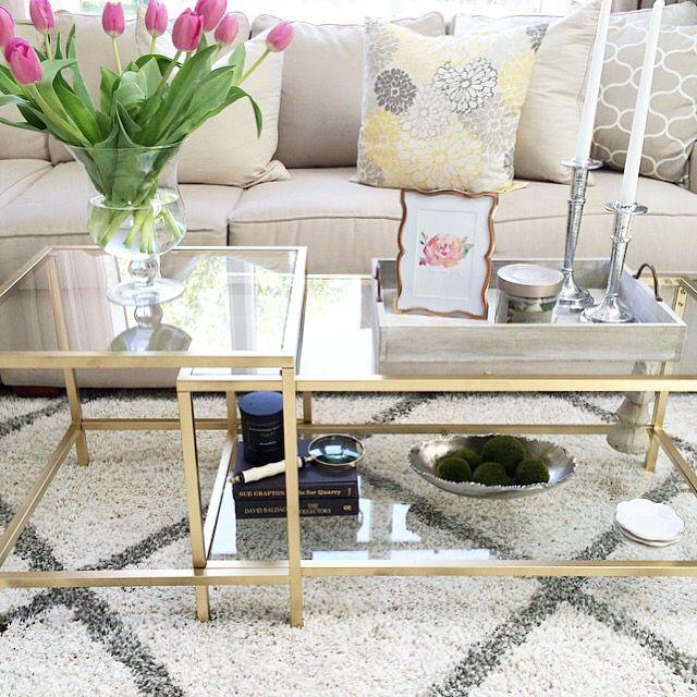 10+ Ideas About Ikea Coffee Table On Pinterest