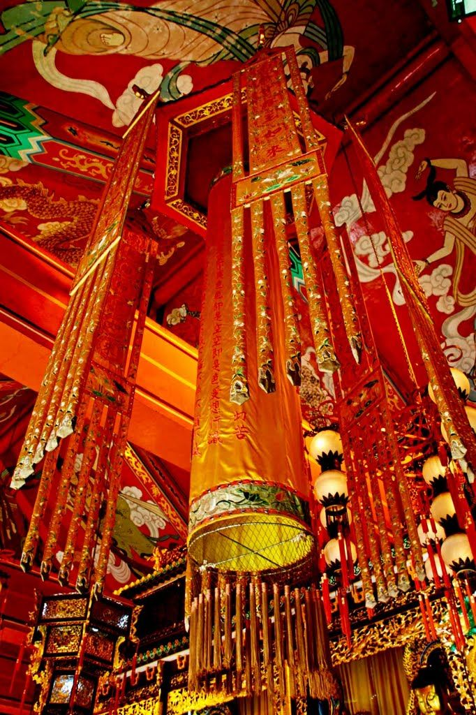 Po Lin Temple, Lantau, Hong Kong Moving to Hong Kong www.expatessentials.net