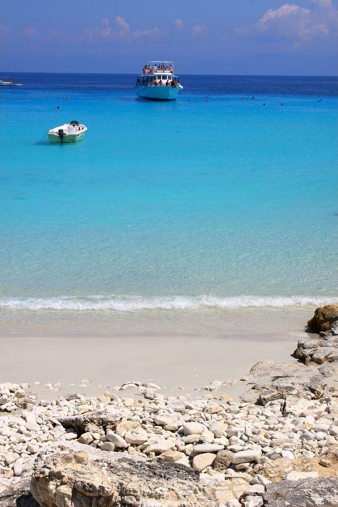 Antipaxos Island, Paxoi, Greece