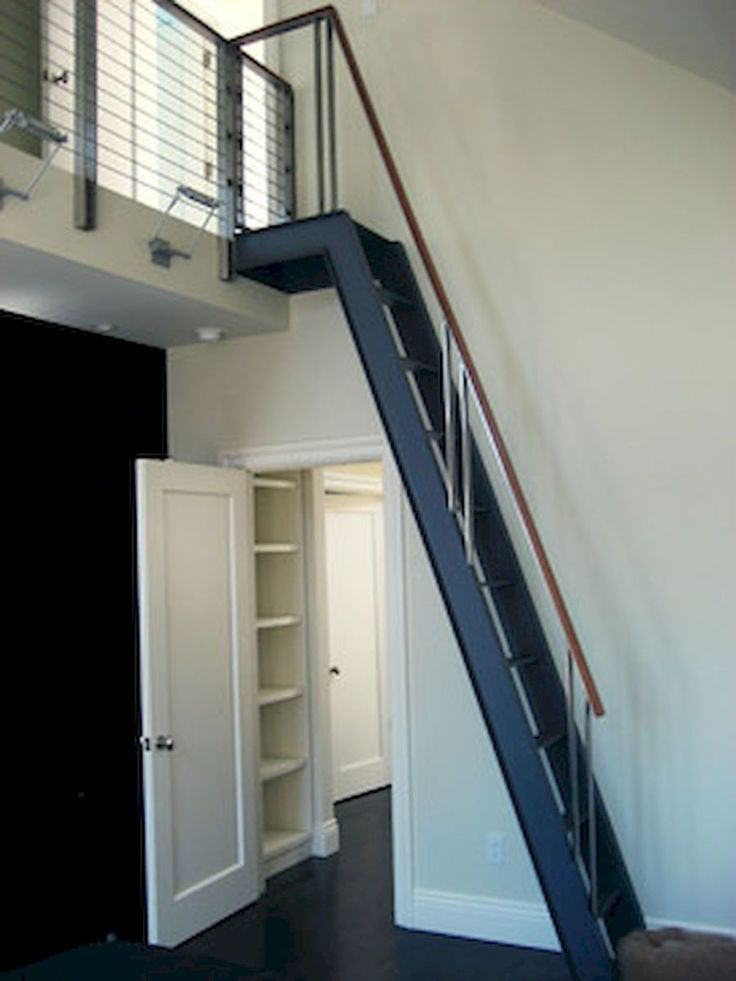 Best 20 Small Space Stairs Ideas On Pinterest Tiny