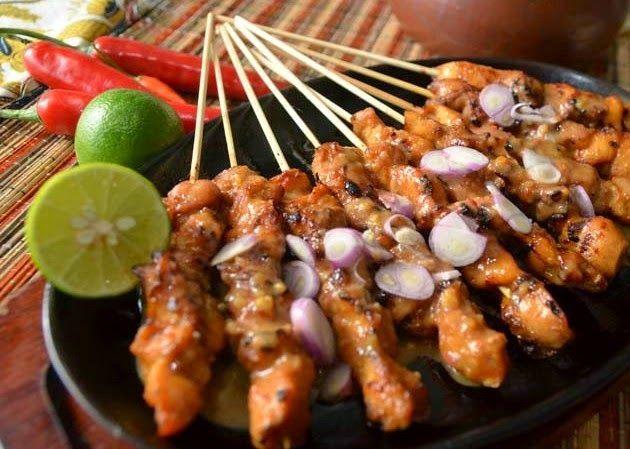 simple chicken satay recipe