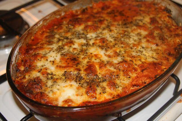Aubergine Gratin - Recipe - LCHF, Diet & Health
