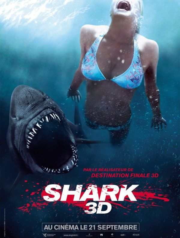 shark night movie poster - Google Search