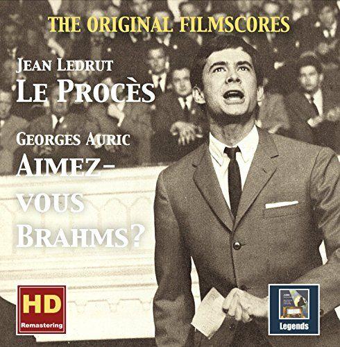 """The Original Filmscores: Jean Ledrut """"Le Procès"""" - George... https://www.amazon.de/dp/B01FESHF5A/ref=cm_sw_r_pi_dp_x_4cXhzbC0RPSQ9"""