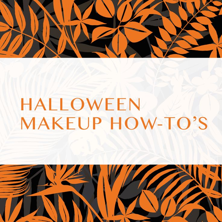 BOO! Get creative with your Tropic products this #Halloween! Find out how on our blog! #HalloweenMakeup #HalloweenMakeupIdeas http://bit.ly/1LYHfm2